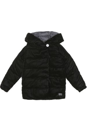 Emporio Armani Girls Puffer Jackets - Quilted puffer coat