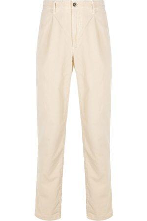 Incotex Straigh-leg trousers - Neutrals