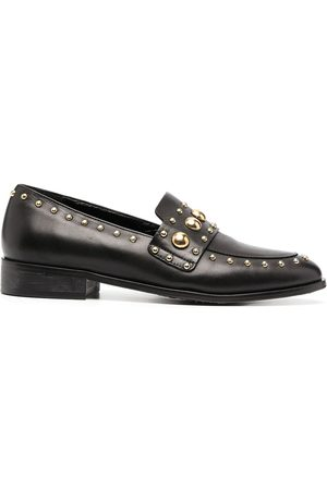 Tila March Women Loafers - Positano studded loafers