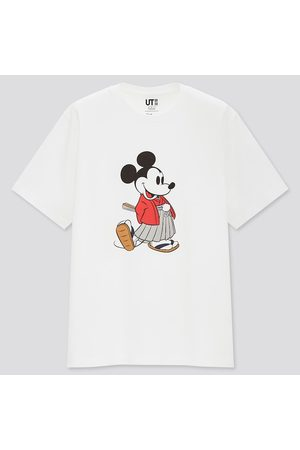 UNIQLO Magic For All Icons World Ut (Short-Sleeve Graphic T-Shirt), , XXS