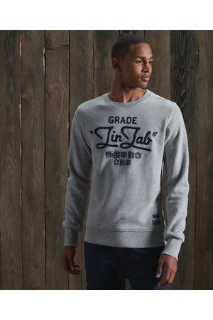 Superdry Men Sweatshirts - Workwear Embroidered Crew Sweatshirt