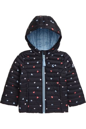 Joules Girl's Kids' Hooded Puffer Jacket