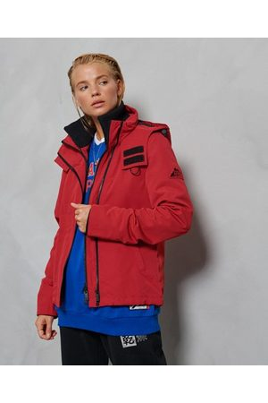 Superdry Women Jackets - Ottoman Technical SD-Windcheater