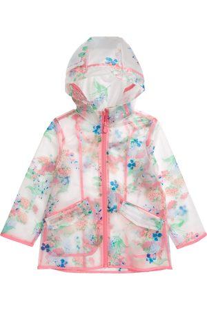 Joules Girl's Kids' Waterproof Raincoat
