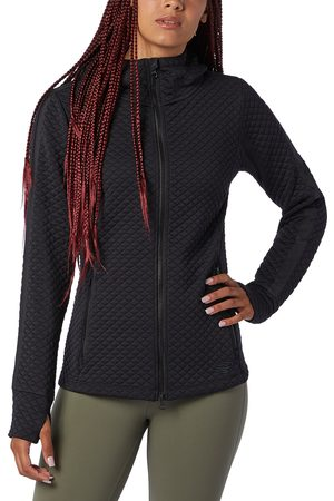 New Balance Women's Nb Heat Loft Hooded Zip Jacket