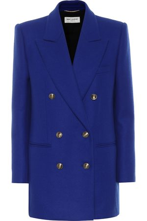 Saint Laurent Wool and cashmere blazer