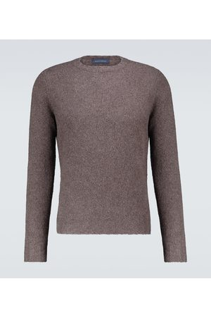 Thom Sweeney Vintage Brushed cashmere sweater