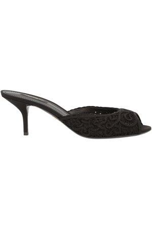 Dolce & Gabbana Women Sandals - Cordonetto mules
