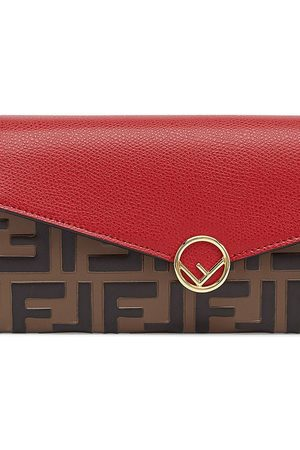 Fendi Women Wallets - Continental With Chain