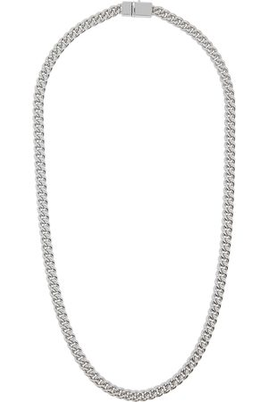 TOM WOOD Sterling chain necklace