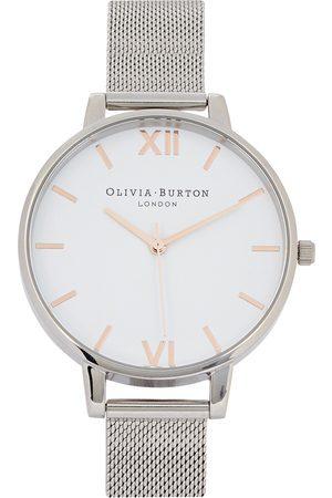 Olivia Burton Women Watches - White Dial -plated watch