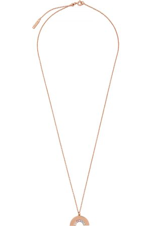 Olivia Burton Women Necklaces - Rainbow rose gold-plated necklace