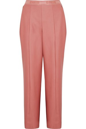 Wolford Estella faux leather trousers