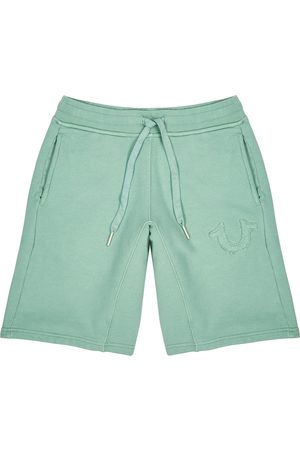 True Religion Men Shorts - Light cotton shorts
