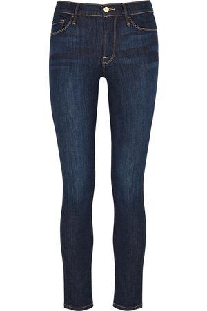 Frame Le Skinny De Jeanne indigo skinny jeans