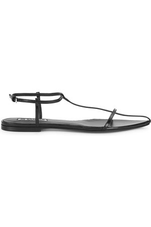 Jil Sander Leather sandals