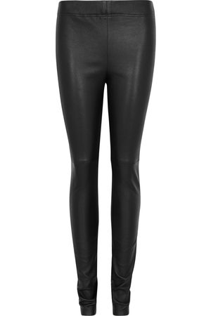 DOM GOOR Women Leather Pants - Leather leggings