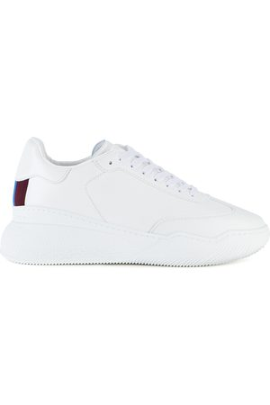Stella McCartney New Loop faux leather sneakers