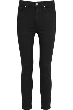 Paige Margot Transcend cropped skinny jeans