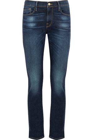 Frame Le Garcon slim-leg jeans