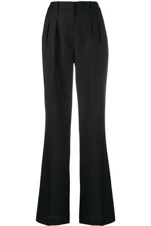 Loulou Studio Women Wide Leg Pants - Flared wool trousers