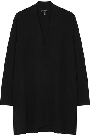 Eileen Fisher Women Cardigans - Merino wool cardigan