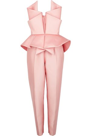 Azzi & Osta Structured satin jumpsuit