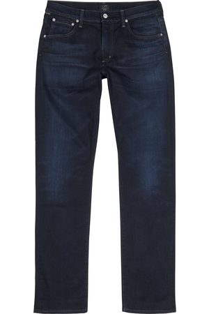 Citizens of Humanity Gage dark straight-leg jeans
