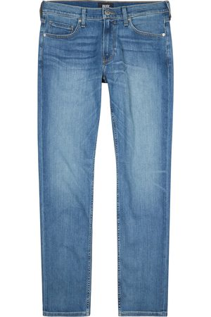 Paige Lennox light slim-leg jeans