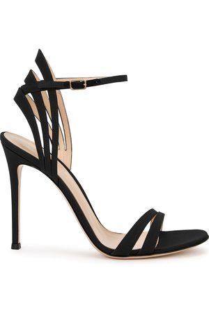 Gianvito Rossi 105 crepe sandals