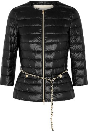 HERNO Icon belted shell jacket