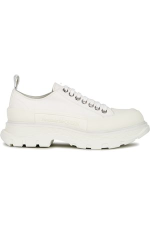 Alexander McQueen Tread canvas sneakers