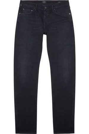Citizens of Humanity London dark slim-leg jeans