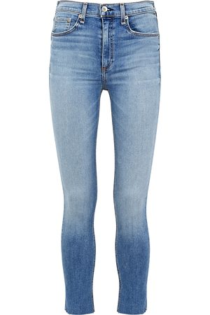 RAG&BONE Ellerly light skinny jeans