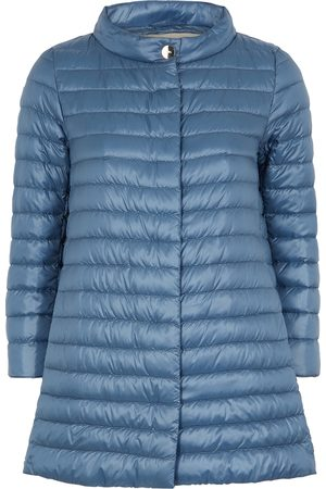 HERNO Icon quilted shell jacket