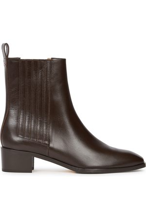 Aeyde Neil 40 leather Chelsea boots