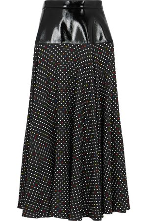 Christopher Kane Polka-dot midi skirt