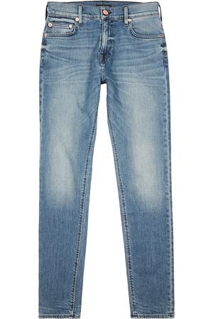 True Religion Jack light skinny jeans