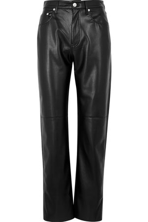 Nanushka Vinni faux-leather trousers