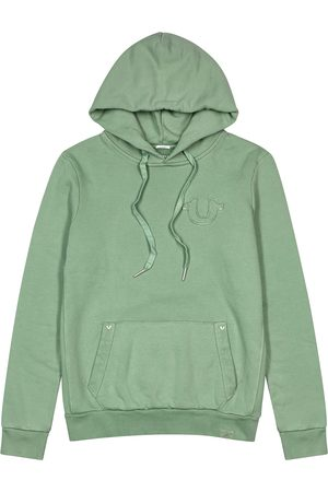 True Religion Light cotton-jersey sweatshirt