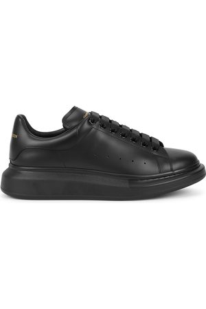 Alexander McQueen Larry leather sneakers