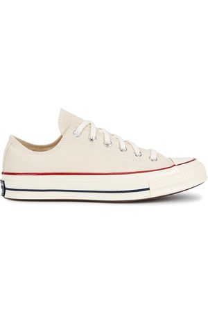Converse Chuck 70 cream canvas sneakers