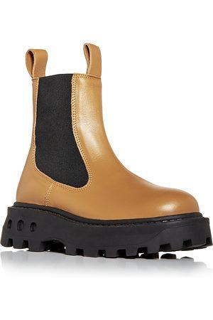 SIMON MILLER Women's Scrambler Platform Chelsea Boots