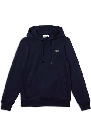 Lacoste Cotton Blend Regular Fit Hoodie