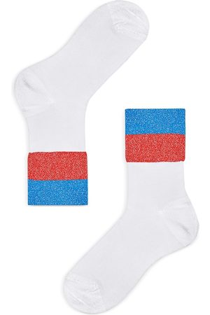 Happy Socks Colorblocked Socks