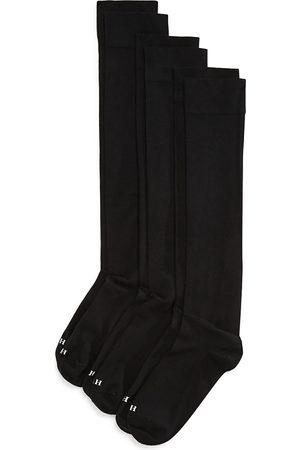 HUE Knee Socks, Set of 3