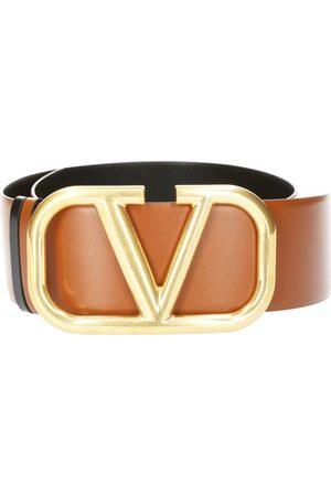 VALENTINO Garavani Logo Belt H. 70