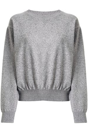 Coohem Knitted crew neck jumper - Grey