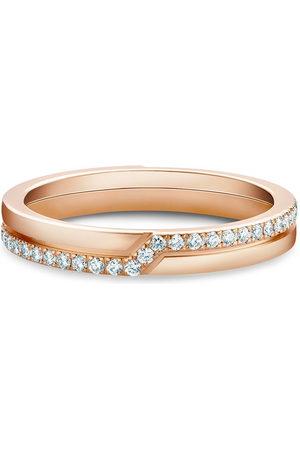 De Beers Women Rings - 18kt rose gold The Promise diamond ring