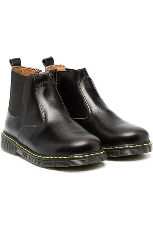 Babywalker Leather Chelsea boots